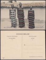 Congo Belge 1910 - Carte Postale Nr. 13 . Femme Bakussu    Ref. (DD)  DC0147 - Belgian Congo - Other