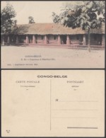 Congo Belge 1910 - Carte Postale Nr. 15 . Casernes à Stanleyville.  Ref. (DD)  DC0149 - Belgian Congo - Other
