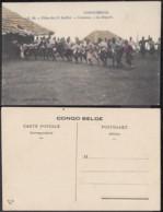Congo Belge 1910 - Carte Postale Nr. 16 . Fêtes Du 1er. Juillet.  Ref. (DD)  DC0150 - Belgian Congo - Other