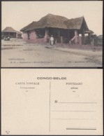 Congo Belge 1910 - Carte Postale Nr. 17 . Habitation à Micici (Manyema).  Ref. (DD)  DC0151 - Belgian Congo - Other