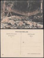 Congo Belge 1910 - Carte Postale Nr. 20 . Rapides De L'Elila   Ref. (DD)  DC0154 - Belgian Congo - Other