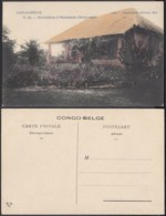 Congo Belge 1910 - Carte Postale Nr. 22 . Habitation à Shabunda   Ref. (DD)  DC0155 - Belgian Congo - Other