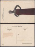 Congo Belge 1910 - Carte Postale Nr. 23 . Femme Mbemba  Ref. (DD)  DC0156 - Belgian Congo - Other