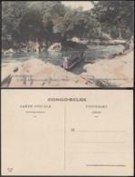Congo Belge 1910 - Carte Postale Nr. 26 . L'Elila Sous Les Chutes à Micici   Ref. (DD)  DC0158 - Belgian Congo - Other