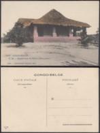 Congo Belge 1910 - Carte Postale Nr. 28 . Habitation De Micici (Manyema)   Ref. (DD)  DC0160 - Belgian Congo - Other