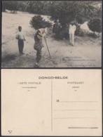 Congo Belge 1910 - Carte Postale Nr. 29 . La Photographie Au Congo   Ref. (DD)  DC0161 - Belgian Congo - Other