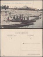 Congo Belge 1910 - Carte Postale Nr. 30 . Village Indigène   Ref. (DD)  DC0162 - Belgian Congo - Other