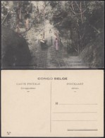 Congo Belge 1910 - Carte Postale Nr. 31 . Village Indigène De Nsendwe   Ref. (DD)  DC0163 - Belgian Congo - Other