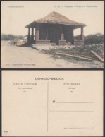 Congo Belge 1910 - Carte Postale Nr. 33 . Magasin D'armes à Shabunda.   Ref. (DD)  DC0165 - Belgian Congo - Other