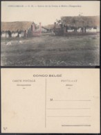 Congo Belge 1910 - Carte Postale Nr. 35 . Entrée De La Ferme à Moliro (Tanganika).   Ref. (DD)  DC0167 - Belgian Congo - Other