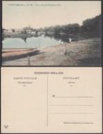 Congo Belge 1910 - Carte Postale Nr. 38 . Un Coin De Ponthierville   Ref. (DD)  DC0169 - Belgian Congo - Other