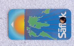 SAFLOK ROOMKEY - Hotel Keycards