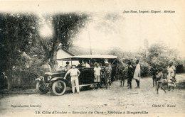 COTE D IVOIRE(BINGERVILLE) AUTO CAR - Ivory Coast