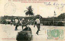 COTE D IVOIRE(PLAGE MOHAMET) - Ivory Coast