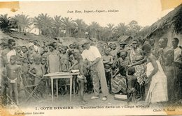 COTE D IVOIRE(SANTE) VACCINATION - Ivory Coast