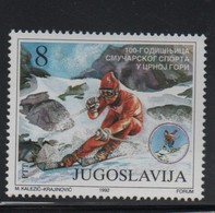 YOUGOSLAVIE N° 2394  ** - SKI - Ski