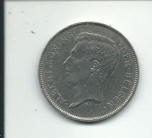 20 Belga 1932 FL      Pos,A - 11. 20 Francs & 4 Belgas