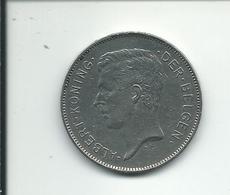 20 Belga 1932 FL      Pos,B - 1909-1934: Albert I