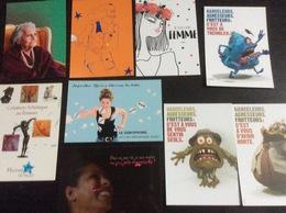 9 Cartes Postales : Contre Le Harcèlement-8 Mars-contre La Lesbophobie-Femmes & Sport-Création Artistique Au Féminin - Events