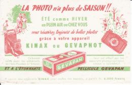 Buvard, Appareil Photo Kinax - Buvards, Protège-cahiers Illustrés