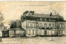 SAINT CHRISTOLY DE BLAYE - Autres Communes