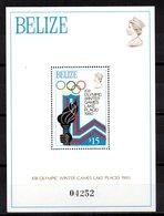 Hb-27 Belice - Belice (1973-...)
