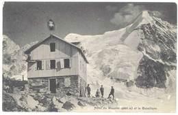 Cpa Suisse - Hôtel Du Mountet Et Le Gabelhorn ( Postée De Zinal ) - Sonstige
