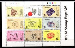 Serie Nº 864/72 Lesotho - Lesotho (1966-...)