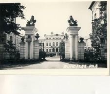 Rundales Pils - Lettonie