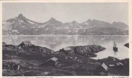 Europe > Groenland Kolonien Angmagssalik Ostgronland La Colonie D'angmagssalik Groenland Est - Greenland