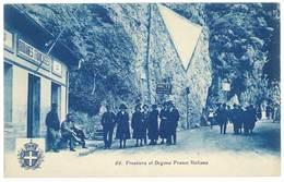 Cpa Italie - Frontiera Et Dogana Franco - Italiana ( Douanes Françaises ) - Altri
