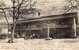 BOSSEY   -  Auberge De L'hopital - France