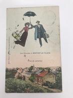 Carte Postale Ancienne  (1905) Une Excursion à MONTIGNY-LE-TILLEUL (vue De Landelies) - Montigny-le-Tilleul