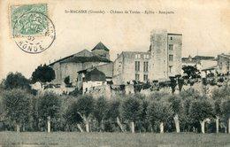 SAINT MACAIRE - Autres Communes