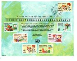 ONU GENEVE 1992 SCIENCE ET TECHNIQUE - ONU