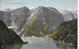 AK 0055  Hallstatt Mit Dem Dachstein - Verlag Brandt Um 1906 - Hallstatt