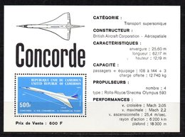 Hb-9 Camerun - Concorde