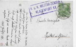 AK 0055  Schmid , Matth. Prof. - Am Jahrestag / K. K. Militärzensur Klagenfurt II Um 1916 - Malerei & Gemälde