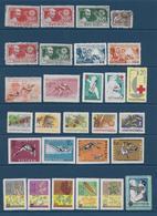 VIET NAM - 1949/1965 - COLLECTION 2 PAGES MAJORITE NEUFS AVEC BONNES VALEURS + NON DENTELES - COTE YVERT = 260+ EUR. - Viêt-Nam