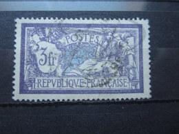 VEND BEAU TIMBRE DE FRANCE N° 206 !!! (a) - 1900-27 Merson