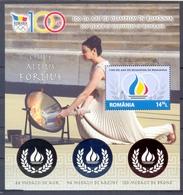 ROEMENIE   (OEU 602) - Jeux Olympiques