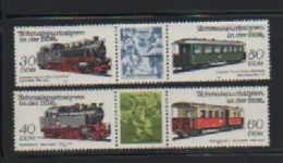 LOT 445 - D.D.R N° 2497/2500 ** -  TRAINS - Trains