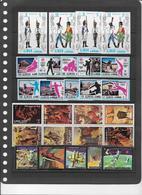 Ajman - Collection Timbres Neufs ** Sans Charnière - TB - 3 Scans - Timbres