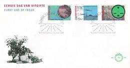 Nederland - FDC - Broeker Veiling/Rijk Der Duizend Eilanden/Groninger Landschap/veiling/veilingklok - NVPH E246 - Aardrijkskunde