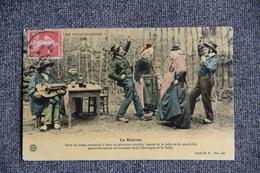 Le VELAY Illustré : La Bourrée. - Le Puy En Velay