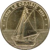 44 LOIRE ATLANTIQUE LE CROISIC BATEAU 1948 - 2018 MÉDAILLE TOURISTIQUE MONNAIE DE PARIS JETON MEDALS TOKENS COINS - 2018