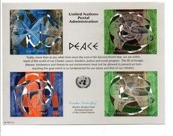 ONU VIENNE 1994 JOURNEE INTERNATIONALE DE LA PAIX - ONU