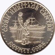 IRLANDE IRISH CORK COBH HERITAGE MÉDAILLE MONNAIE DE PARIS 2012 JETON MEDALS COINS TOKEN - Monnaie De Paris