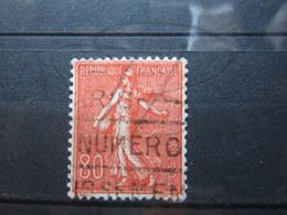 VEND BEAU TIMBRE DE FRANCE N° 203 !!! - 1903-60 Semeuse Lignée