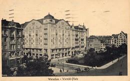 WARSCHAU   -  Place Warecki - Pologne